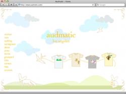 Audmatic Website