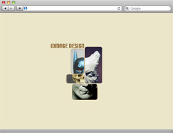 IDmage Design Website