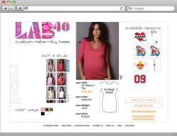 Lab40 Website Product