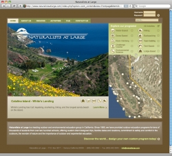 Naturalists at Large Website - Home
