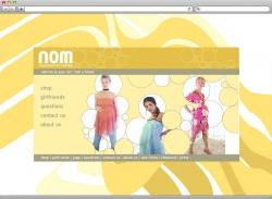 Naissance on Melrose Website Spring 2003