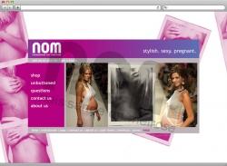 Naissance on Melrose Website Spring 2004