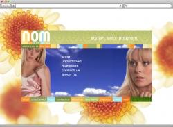 Naissance on Melrose Website Spring 2005