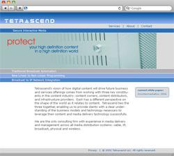 Tetrascend Website