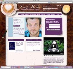 Jennifer Hadley Web Page