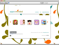 appsNminded Website