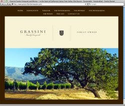Grassini Family Vineyards Home