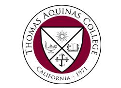 Thomas Aquinas College Crest