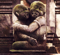 Bali Cemetary by Roberto Blasini