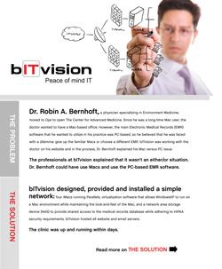 Bitvision Case Study