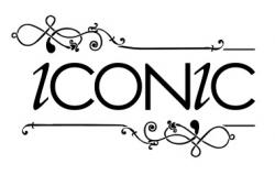 Iconic Logo Curls