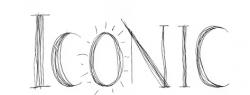 Iconic Logo Hand Drawn