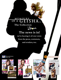 Icon Geisha Invitation Inside