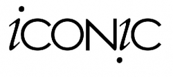 Iconic Logo Up and Down i