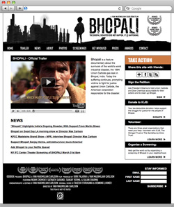 Bhopali Website