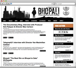 Bhopalil Website - News