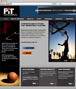 PIT Website - Home