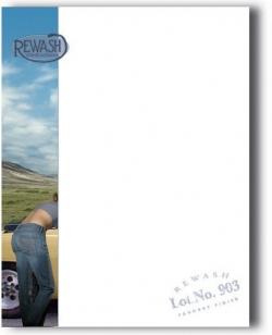Rewash Letterhead