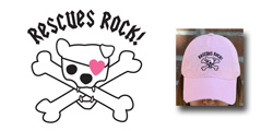 Soulmutt Rescue Rocks Hat