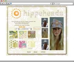 Hippeheads Website - Shop