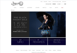Icon Shoes Website - Home