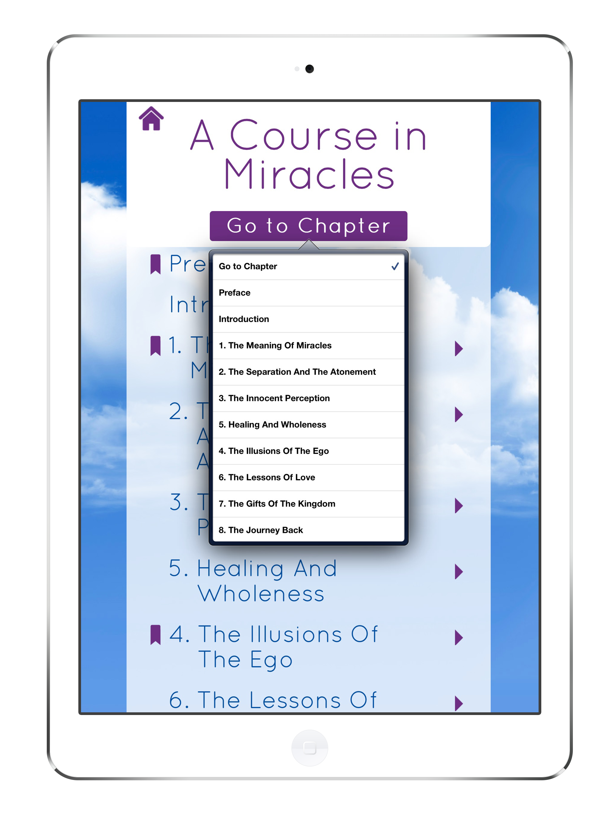 ACIM App Website