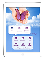 ACIM App Website - Home