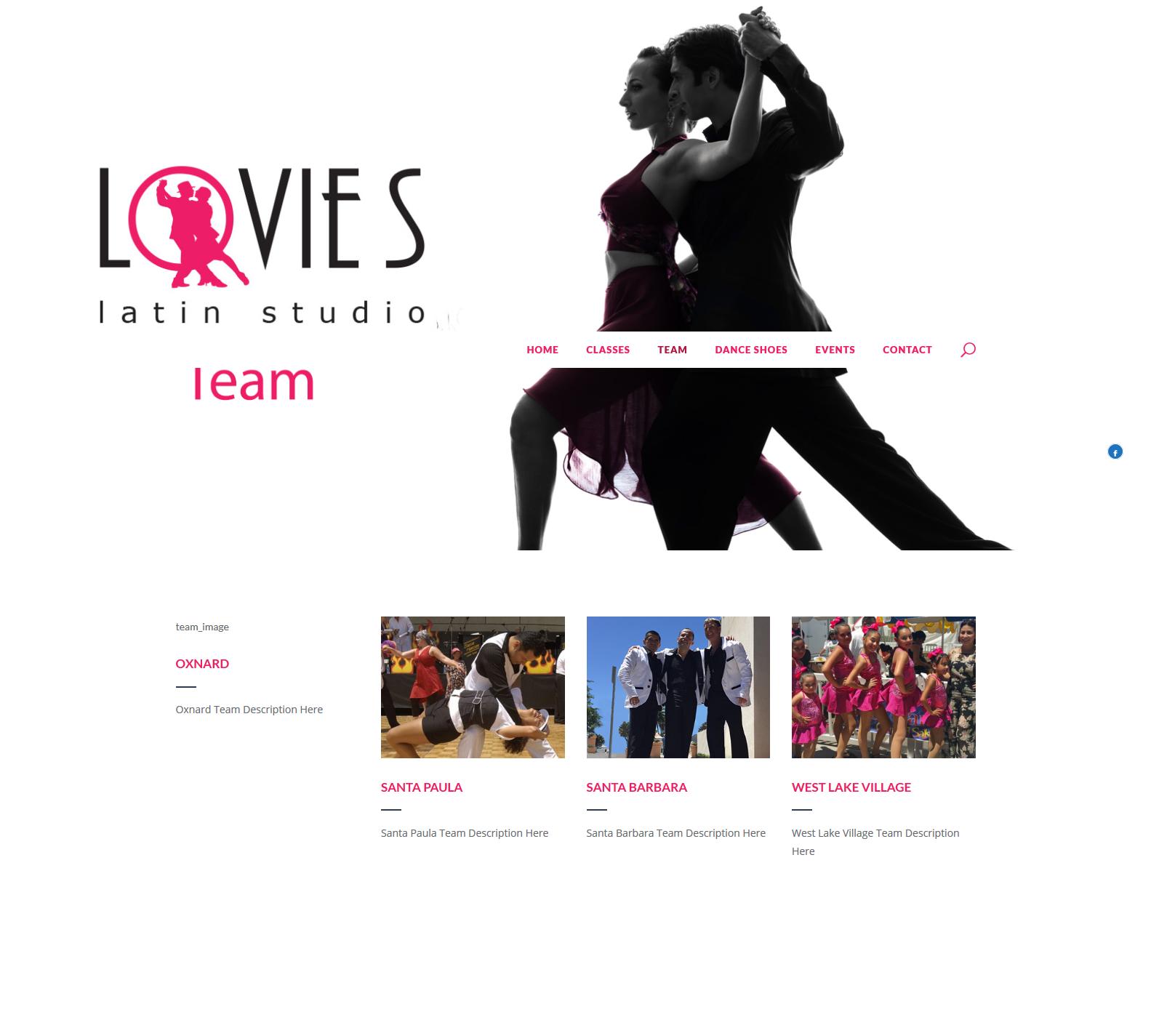 Lovies' Dance Studio