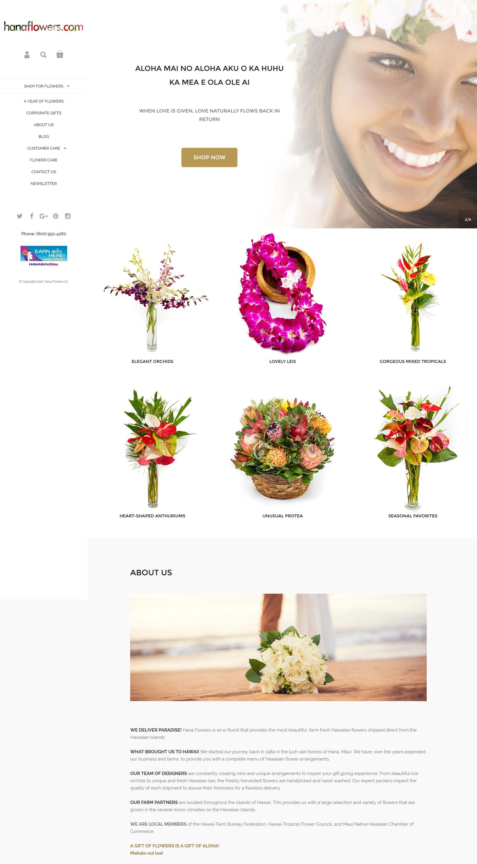 Hana Flowers